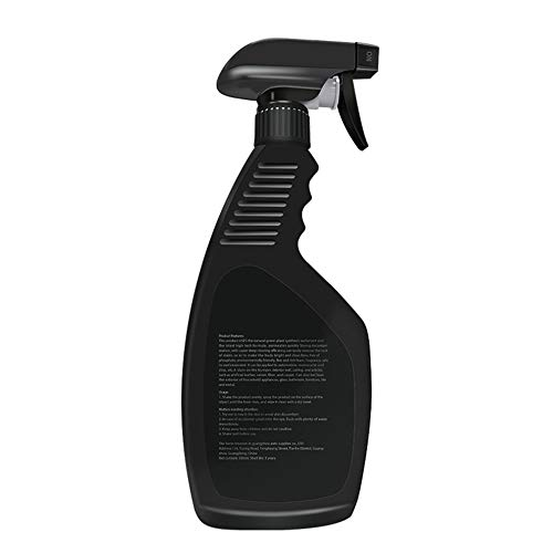 HGJVBFGH1 500ml Car Paint Care Car Interior Leather Seats Glass Maintenance black: Amazon.co.uk: Kitchen & Home