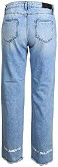 Luxury Fashion   Karl Lagerfeld Dames 201W1101 Blauw Katoen Jeans   Lente-zomer 20