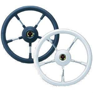 Como 5 Spoke Steering Wheel Teleflex Seastar Marine Boat Yacht Teleflex / Seastar