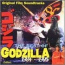 The Best Of Godzilla 1984-1995: Original Film Soundtracks by Akira Ifukube (1998-08-02)
