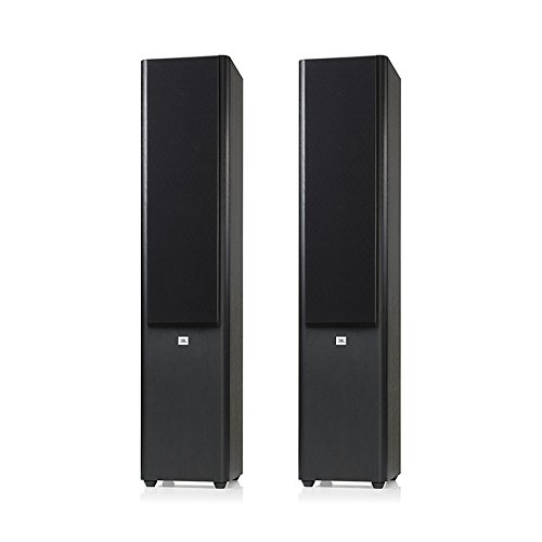 JBL Studio 280 Dual 6.5-Inch 3-Way Floorstanding Loudspeaker - Each by JBL