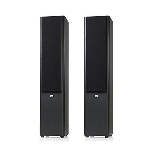 JBL Studio 280 Dual 6.5-Inch 3-Way Floorstanding Loudspeaker - Each by JBL