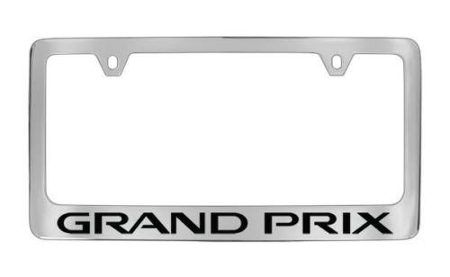 Pontiac Grand Prix Chrome License Plate Frame