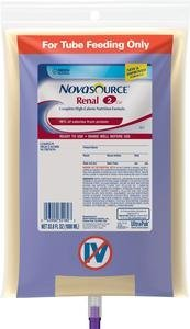 NESTLE NOVASOURCE RENAL SPIKE RIGHT Model: 35180100 by Nestle