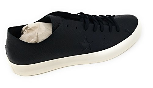 Sneaker Black Egret Fashion Star Converse Leather One Ox Prime Black UvpzFqwY
