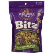 Dog Snack, Bitz, Asstd Flvr, 8 oz (pack of 8 ()