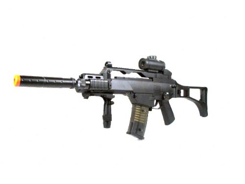 M85 Double Eagle Electric Airsoft Machine Gun