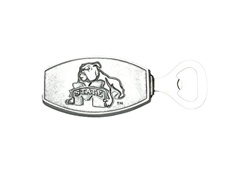 Mississippi State University Bottle Opener Arthur Court Designs Aluminum 5.75 inch Long ()