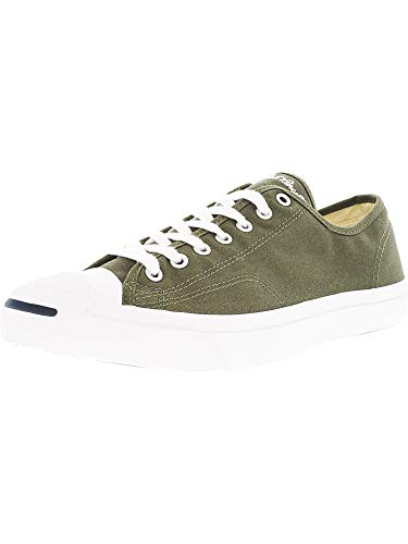 Converse JP Jack Ox Unisex Medium Olive/White Sneaker for sale  Delivered anywhere in USA
