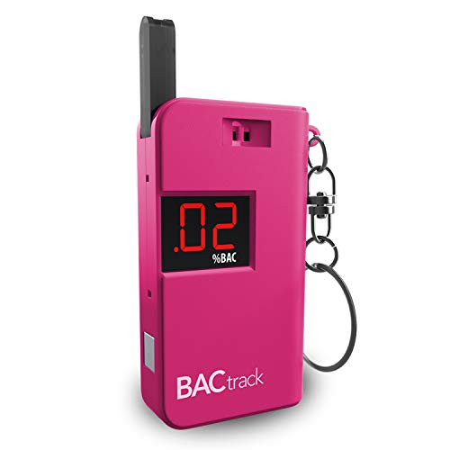 BACtrack Keychain Breathalyzer Portable