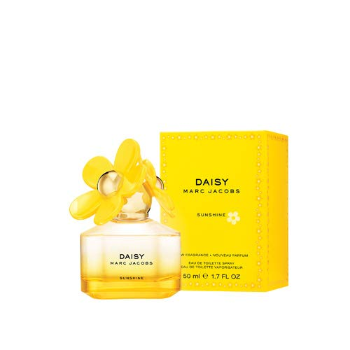 Marc Jacobs Daisy Sunshine for Women Eau De Toilette Spray (New 2019), 1.7 Ounce ()