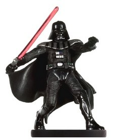Star Wars Miniatures: Darth Vader, Scourge of the Jedi # 33 - Knights of the ...
