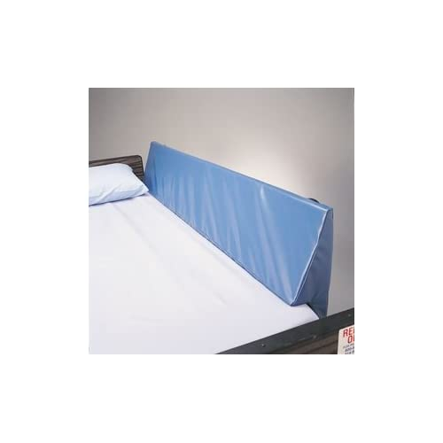 Image of Bed Rail Wedge Pad - Half Rail - 2 Each / Pair Home and Kitchen