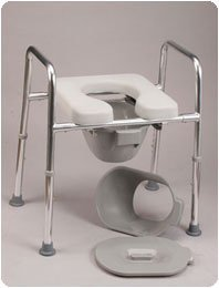 - 4-in-1 Commode - Model 558138