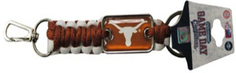 Game Day Outfitters 1937881 University of Texas - Keychain Rope - Case of 144 by Game Day Outfitters