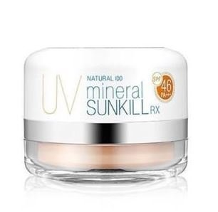 CATRIN Natural 100 Mineral Sun Kill RX Sunscreen SPF46 - - 100 46