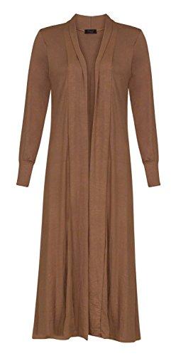 full length cardigan - 1