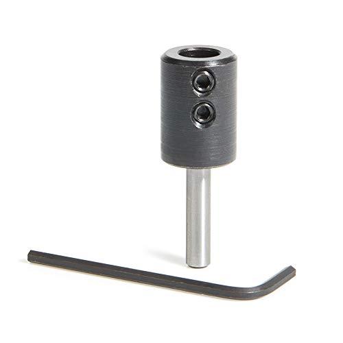 Amana Tool - 47636 10mm Shank Dowel Drill/Boring Bit Adapter for CNC Standard Collet/Tool
