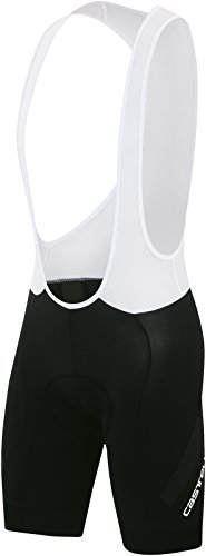 Castelli Endurance X2 Bib Short - Men's Black, L