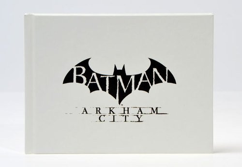 Image of Batman Arkham City Collectors Edition Art Book