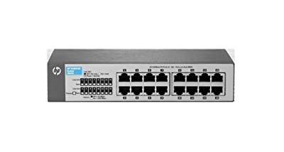 HP ProCurve 1410-16G Ethernet Switch - 16 Ports - 16 x RJ-45 - 10/100/1000Base-T