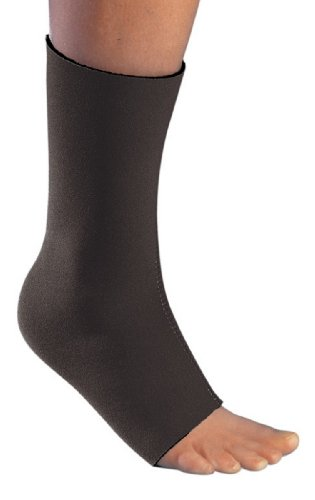 Black Ankle Sleeve, XS (Procare Ankle Sleeve)
