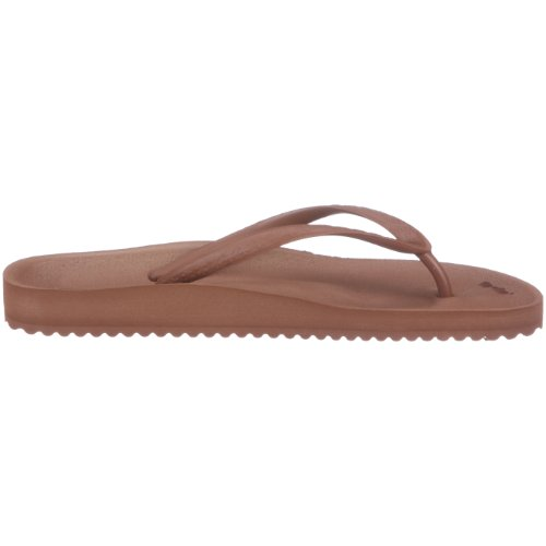 Marron Pure Pure flip Daybed flop femme Tongs Daybed Rw1q06