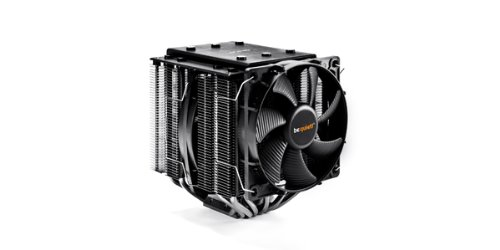 be quiet! BK019 DARK ROCK PRO 3 Silent wings CPU Cooler 250W TDP (Really Small Fan)