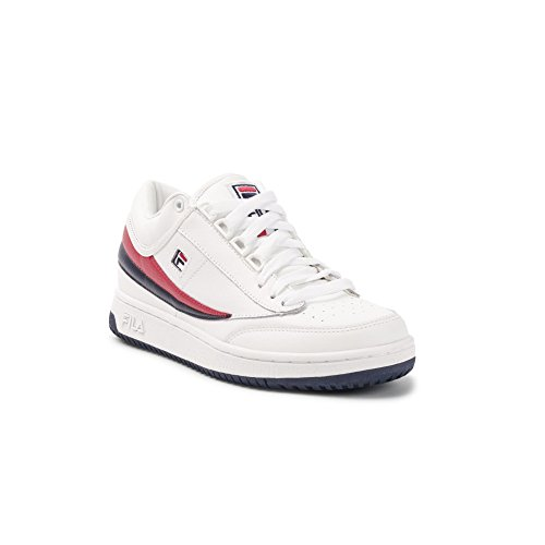 Red 150 White T1 Sneaker Fila Uomo Fila Mid 1VT13037 Fila Navy xAqZvpavw
