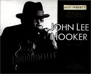 John Lee Hooker: Portrait by Past Perfect