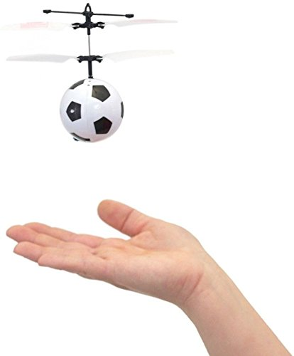 FunsLane RC Infrared Induction Flying Ball RC Helicopter
