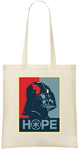 amp; Bag Vador de For 100 Friendly Tote Dark Custom Soft Cotton Bags Shoulder Everyday vader propagande Handbag Eco propaganda Custom Grocery La Use darth Printed Stylish wPtqRT57