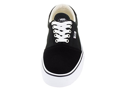 Vans Men's Rowley Solos Skate Shoe Black/White clearance new arrival Ctkhao5XN