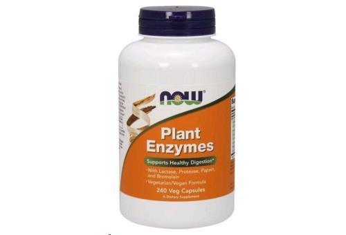 Plant Enzymes 240 VegiCaps Pack