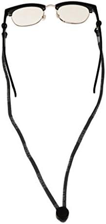 柔らかい サングラス 眼鏡 メガネ紐 アウトドア 疲労減少 ホルダーストラップ 30cm