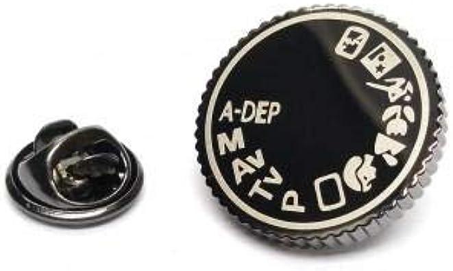 Cámara Dial Pin de Solapa