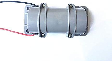 Moteur en plastique de vibration de lit de mini massages en plastique forts du moteur 15W de grande amplitude 24V