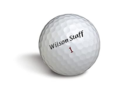Wilson Staff Duo Golf Balls, Pack of 12