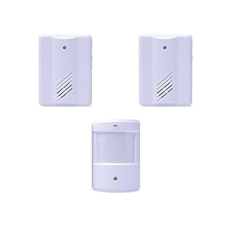 Amazon Hooshion Entry Door Bell Alarm Chime Doorbell Wireless