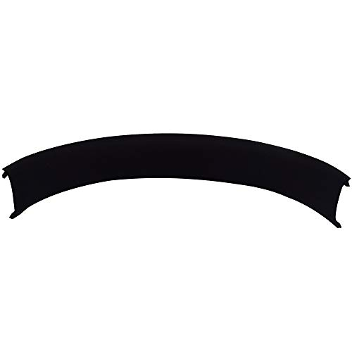 Learsoon Replacement Top Headband Foam Cushion Pad Repair Parts for Beats by Dr.Dre Studio 2.0 Studio 3.0 Wired Wireless Over-Ear Headphone(Black)