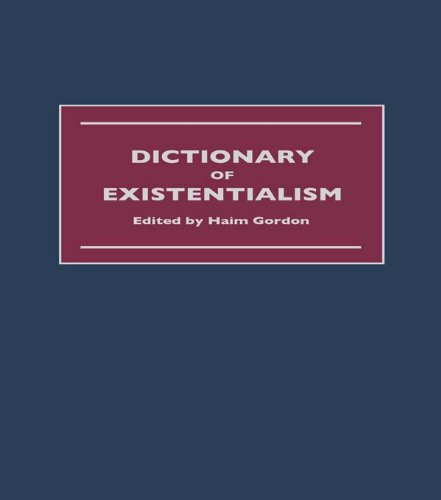 Download Dictionary of Existentialism Pdf