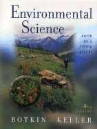 Environmental Science - Earth as a Living Planet (4th, 03) by Botkin, Daniel B - Keller, Edward A [Hardcover (2002)] pdf