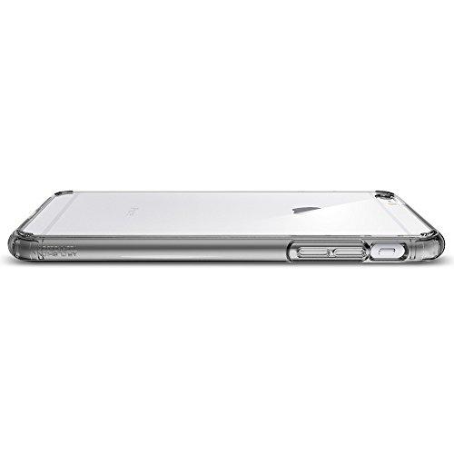 iPhone 6S Plus Hülle, Spigen® [Ultra Hybrid] Luftpolster-Technologie [Space Crystal] Durchsichtige Rückschale und TPU-Bumper Schutzhülle für iPhone 6 Plus / 6S Plus Case, iPhone 6 Plus / 6S Plus Cover
