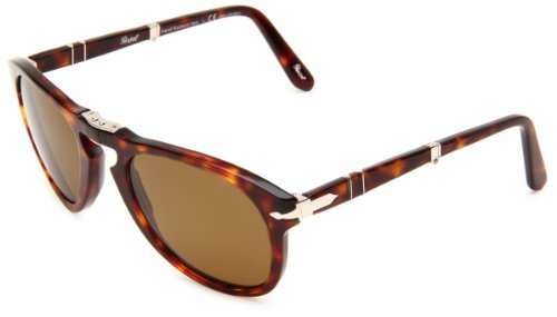 Persol PO0714 Havana/ Polarized Brown Size 52mm ()