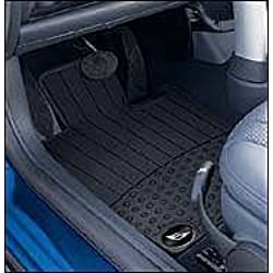 MINI Cooper Genuine Factory OEM 82550146457 Front All Season Floor Mats 2002-2006 (Set of 2 Front mats)