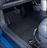 MINI Cooper Genuine Factory OEM 82550146457 Front All Season Floor Mats 2002 - 2006 (set of 2 front mats)