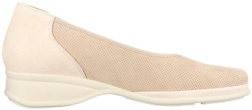 de cuero mujer Semler Ria 478 nobuck Zapatos 476 Beige R1965 para UXqUBO
