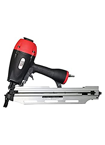 3PLUS HFN90SP 3-in-1 Air Framing Nailer with adjustable magazine for 21/28/34 degree nails (Nailer Framing)
