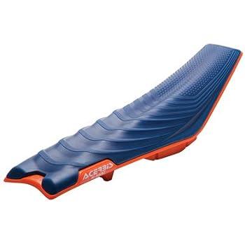 Amazon Com Acerbis X Seat Soft Blue 16 Ktm Orange For Ktm