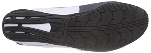 Puma Bmw Ms Drift Cat 5nm 2 Sneaker Adulto Unisex Bianca (white-bmw Team Blue 01)